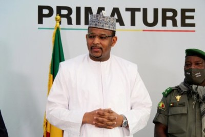 le Premier ministre malien Boubou Cissé