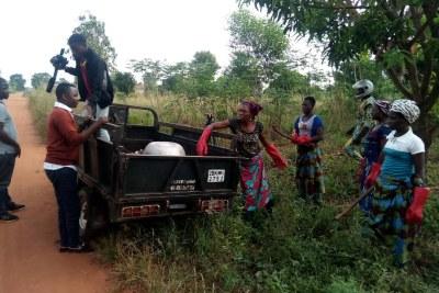 Coopérative de Transformation du Manioc en Gari « Gbenondjou » d'Adjahonmè du Bénin