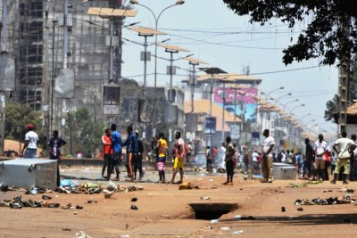 Violences à Nzérékoré