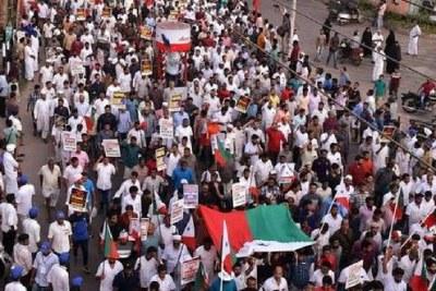 La police indienne soupçonne le Popular Front of India d'inciter aux émeutes et à des soulèvements dans plusieurs États.