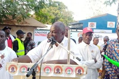 CDP : les militants du Kadiogo en ordre de bataille pour un «Changement générationnel»