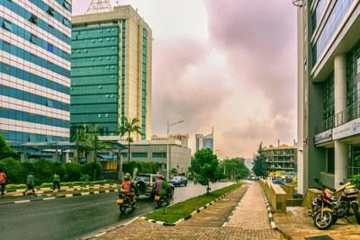 Kigali (file photo).