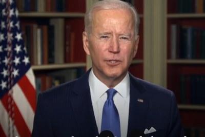 Le président Biden s'adresse à l'Union africaine.