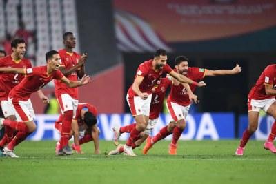 L'équipe égyptienne d'Al Ahly, remporte la médaille de bronze de la Coupe du Monde des Club Qatar 2020