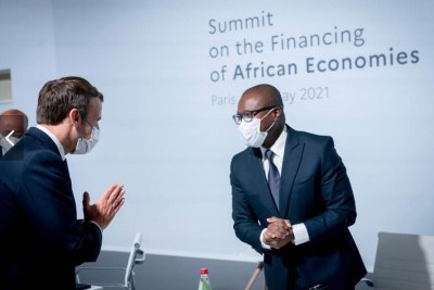 Sommet de financement des économies africaines
