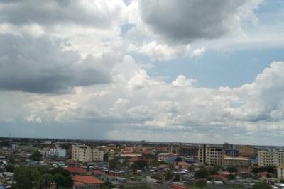 Juba, the capital of South Sudan (file photo).