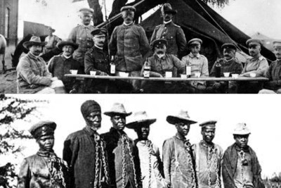 Tens of thousands of Namibians, mainly the Nama and Ovaherero, were killed in what is called the first genocide of the 20th century.