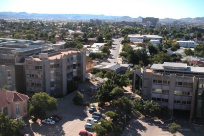 Namibia University of Science and Technology main campus (file photo).