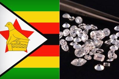 Zimbabwe flag (File photo).
