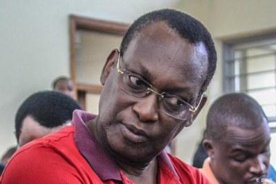 Freeman Mbowe, Leader du parti d'opposition tanzanien Chadema.