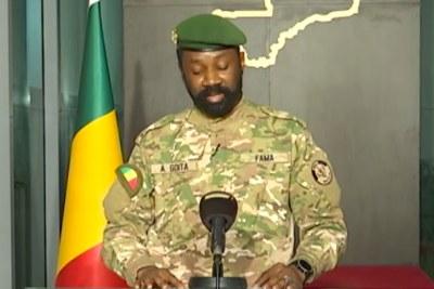 Colonel Assimi Goïta